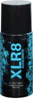 XLR8 Electric Deodorant Spray  -  For Men, Women (150 Ml)