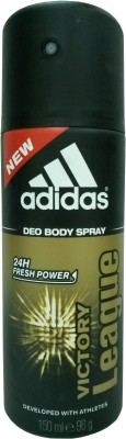 Buy Adidas Victory League Deodorant Spray  -  150 ml: Deodorant