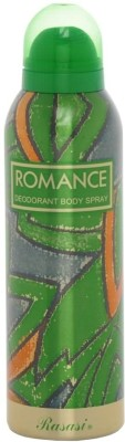 Rasasi Sprays Rasasi Romance Deodorant Spray For Women