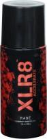XLR8 Rage Deodorant Spray  -  For Men, Women (150 Ml)