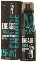 Engage Colonge XX4 0 Gas Body Spray  -  For Boys (150 Ml)