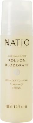 Natio Sprays Natio Aromatherapy Aluminium free Deodorant Roll on For Women