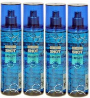 Layer'r Shot Absolute Series Game Deodorant Spray  -  For Men (540 Ml)