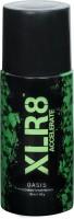 XLR8 Oasis Deodorant Spray  -  For Men, Women (150 Ml)