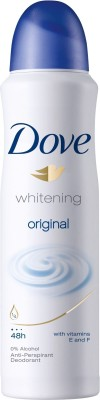 Buy Dove Original Deodorant Spray  -  169 ml: Deodorant