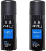 Yardley Sprays Yardley Elegance Deodorant Spray