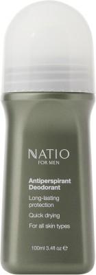 Natio Sprays Natio For Men Antiperspirant Deodorant Roll on For Men
