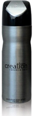 Baug Sons Sprays Baug Sons Creation Intense Noir Body Spray For Boys
