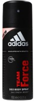 Adidas Team Force Body Spray  -  For Men (150 Ml)