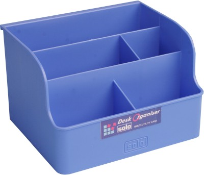 Buy Solo 5 Compartments Multipurpose Tray: Desk Organizer