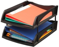 Solo 2 Compartments Tray: Desk Organizer