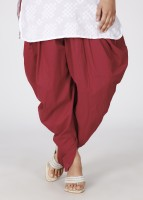 People Solid Women's Dhoti