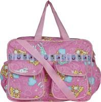 White Swan Baby Diaper Bag Diaper Bag (Pink)