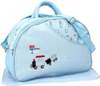 Sabhya Sakshi Soccerblue Travel Companion Mother & Diaper Bag (Sky Blue)