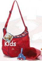 Baby Bucket 100326 Diaper Bag (Red)