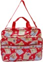 Wonderkids Teddy Print Nursery Bag - Multicolor