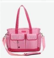 Baby Bucket Newest 5/pcs Designer 1 Diaper Bag (Pink)