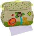 Advance Baby Animal Print Diaper Bag For Women - Multicolor
