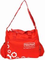 Fisher Price Baby Diaper Bag Diaper Bag (Red)