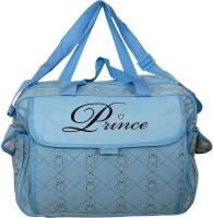 Sabhya Sakshi Baby Prince Nursery Bag (Sky Blue)