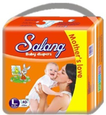 Salang Salang Baby Diapers Size L - Large (1 Pieces)