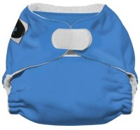 Imagine Baby Products Newborn Stay Dry All-In-One Hook And Loop Cloth Diaper - Small (1 Pieces)