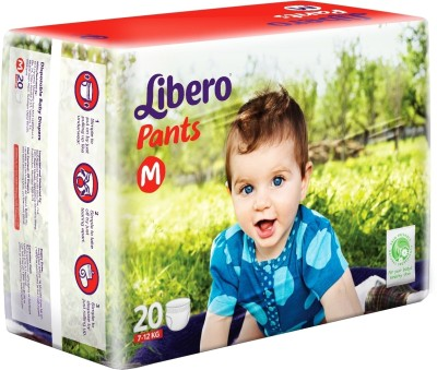 Libero Pants - Medium (40 Pieces)