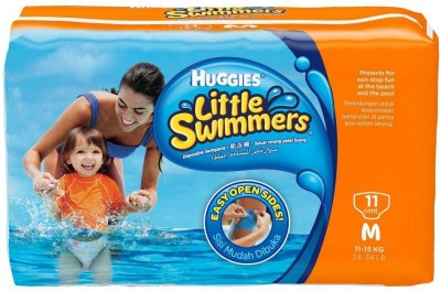 Huggies Little Swimmers - Medium (11 Pieces)