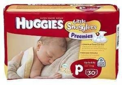 Huggies Supreme Little Snugglers - Small (60 Pieces)