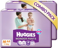 Huggies Wonder Pants Combo Pack - Medium (88 Pieces)