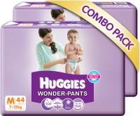 Huggies Wonder Pants Combo Pack - Medium (88 Pieces)