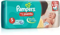 PAMPERS PANTS DIAPERS - Small (46 Pieces)