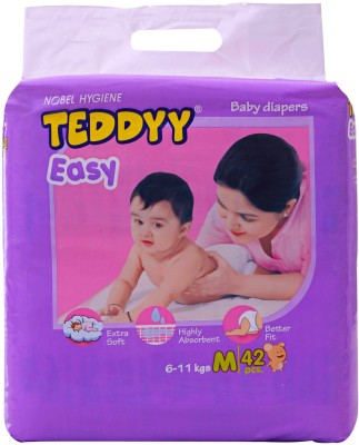 Teddyy Easy Baby Medium Size Diaper