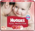 Huggies Total Protection Diaper - Medium: Diaper