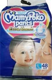 Mamy Poko Pant Style Diaper - Large
