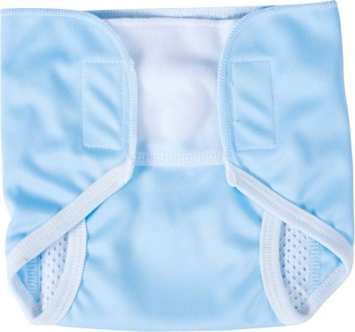 Tollyjoy Newborn Diaper Pant~Blue - Medium (1 Pieces)