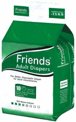 Friends Basic - Large (10 Pieces)