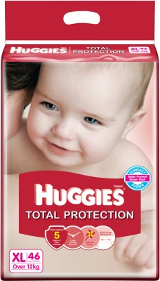 Buy Huggies Total Protection Diaper - Extra Large: Diaper