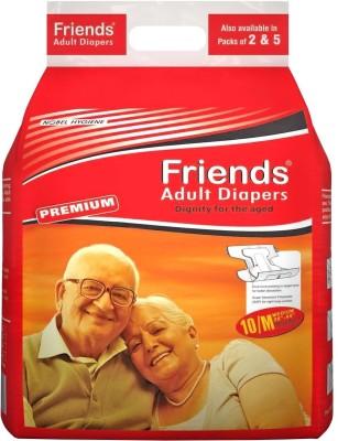 Friends Premium - Medium (10 Pieces)