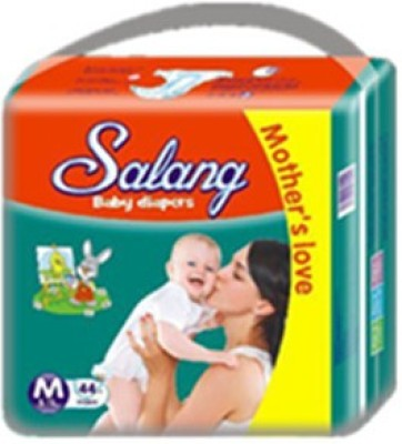 Salang Salang Baby Diapers Size M 44PCS - Medium (1 Pieces)