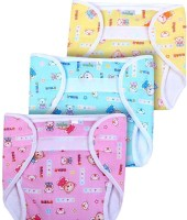 MOMMAS BABY Washable Diaper Set Of 3 - FREE (3 Pieces)