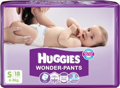 Wonder Pants Small Size Diapers