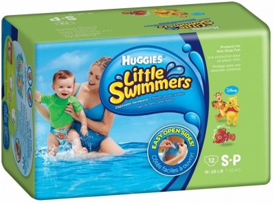 Huggies Little Swimmers - Small (12 Pieces)