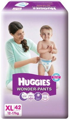 HUGGIES Wonder Pants - Extra Large (42 Pieces)