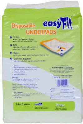 Easyfit Disposable Underpads - large (10 Pieces)