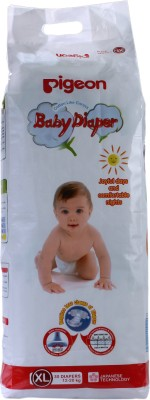 Pigeon Baby Diaper - Extra Large (30 Pieces)
