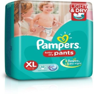pampers Dipper - extra large (32 Pieces)