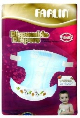 Farlin Baby Diaper Pants - Extra Large