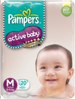 Pampers 20