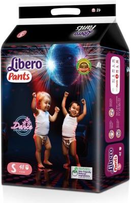 Libero Small diaper - Small (48 Pieces)